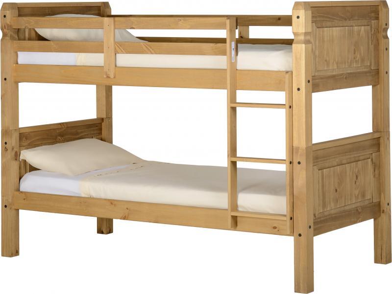 Credit Crunch Carpets Nottingham Corona 3 Foot Bunk Bed