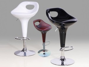 Credit Crunch Carpets Bar Stool Model 3