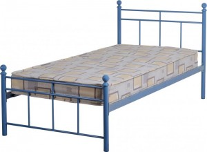 Callum 3 foot Bed in Blue