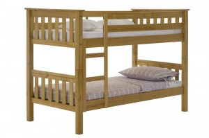 Barcelona Short Bunk Bed 3ft