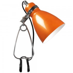 Cyclone Clamp Light Orange