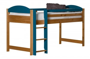 Maximus Mid Sleeper Antique With Blue Details