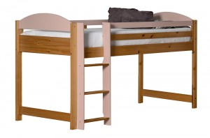 Maximus Mid Sleeper Antique With Pink Details