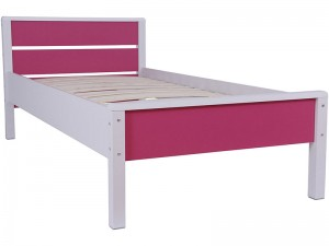 Miami 3' Bed Hot Pink and White