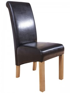 Credit Crunch Carpets Hudson Dining Chair Black