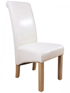 Hudson Dining Chair Cream