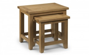 Astoria Oak Nest of Tables