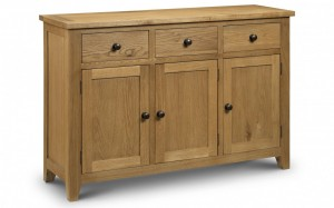 Astoria Oak Sideboard