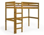 Rimini High Bed Frame Only Antique