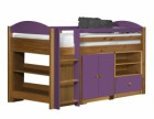 Maximus Mid Sleeper Set 2 Antique With Lilac Details