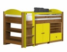 Maximus Mid Sleeper Set 2 Antique With Lime Details