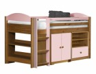 Maximus Mid Sleeper Set 2 Antique With Pink Details
