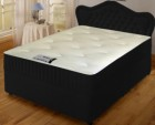 Bamboo Double Divan Bed