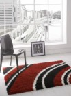 Nordic Crescent Black Red